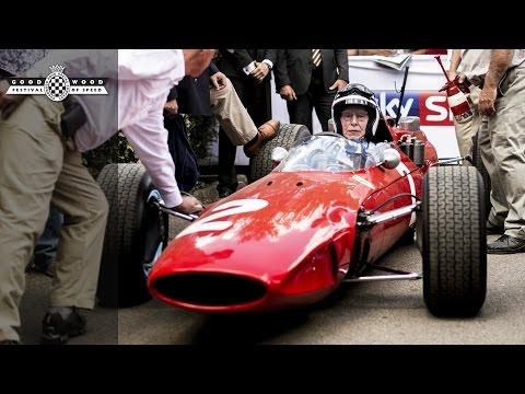 John Surtees: British Motorsport Legend