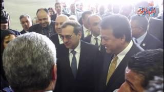 أخبار اليوم | وزير التعليم العالي يفتتح المؤتمر الدولى العشرين بمعهد بحوث البترول