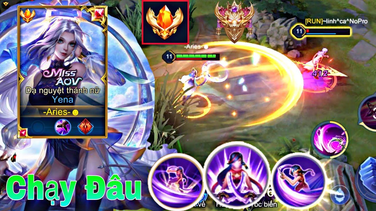 TOP 1 Yena Nhà Chị 3 Đời Phi Đao , Thấp Máu Thì Xác Định ...