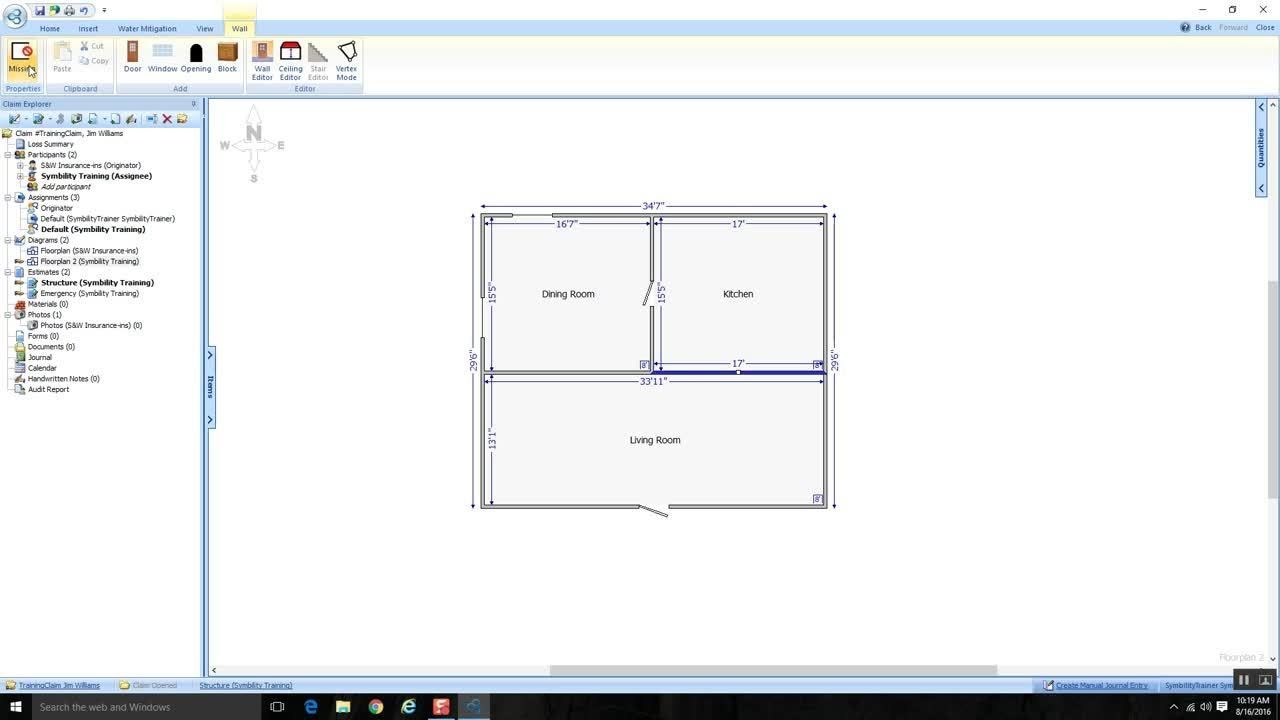 Symbility Training Module 2: Diagramming Floorplans by CoreLogic Symbility