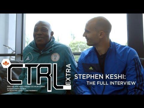 CTRL Extra   Stephen Keshi - Full Interview