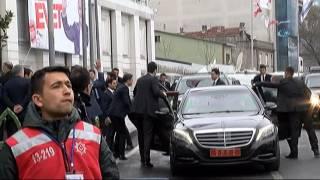 Başbakan Yıldırım AK Parti İstanbul İl Başkanlığı'nda