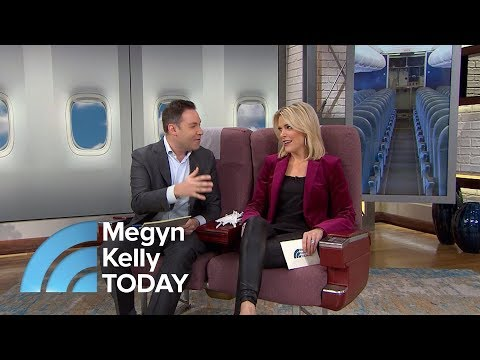 Jeff Rossen Give Tips On How To Overcome Fear Of Flying | Megyn Kelly TODAY
