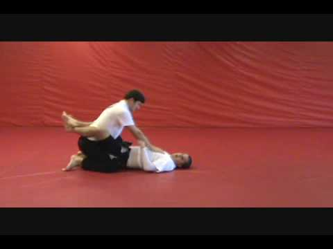 Breaking Your Opponent's Posture in Guard