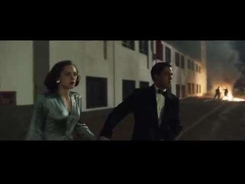 Allied 2016 Movie