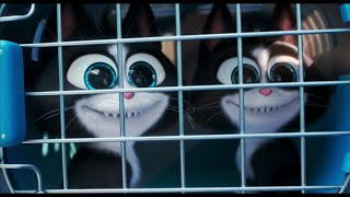 «Тайная жизнь домашних животных 2» трейлер 2018 (RUS)