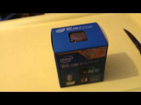 procesador intel core i7-4790k en español unboxing