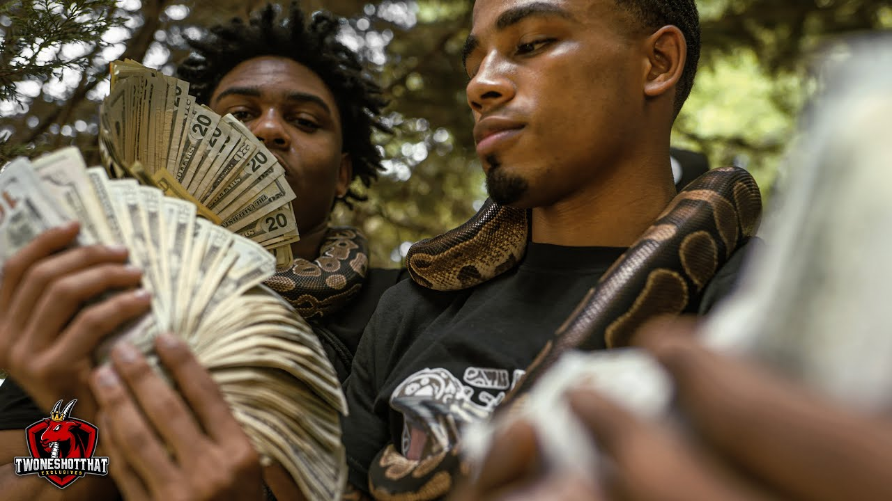 DK Truly x 61 Youngin- Gangsta Voodoo (Still On House Arrest) (OFFICIAL MUSIC VIDEO)