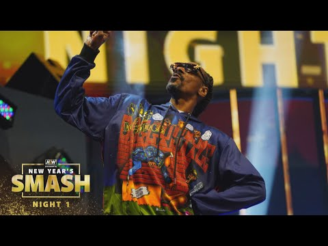 Do Snoop Dogg Really Just Fly??? | AEW New Year's Smash Night 1, 1/6/21