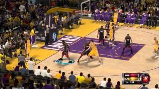 NBA 2K12 Low vs High settings | HD |