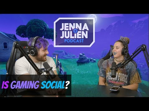 Podcast #194 - Is Gaming Social?