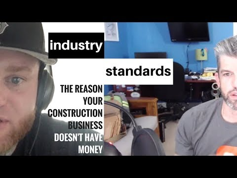THE PROBLEM WITH CONSTRUCTION INDUSTRY STANDARD MARKUP