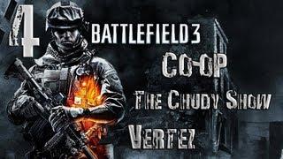 [#4] Battlefield 3 CO-OP - Vertez & Chudy - HIT AND RUN - Zagrajmy / Let's Play