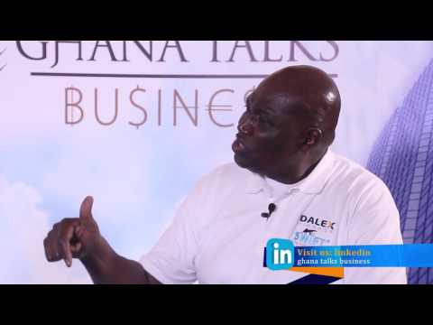 Ghana Talks Business TV- Ken Thompson on Ghana's Economy