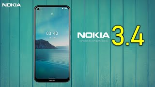 Nokia 3.4 Price, Official Look, Design, Camera, Specifications, Features and Sale Details