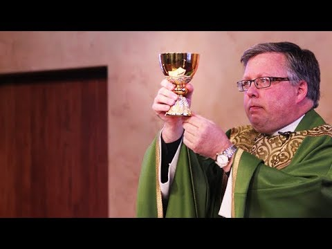CatholicTV Mass: 10/13/17 | 27th Friday in Ordinary Time