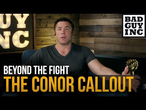 Why did fighters stop calling out Conor McGregor?