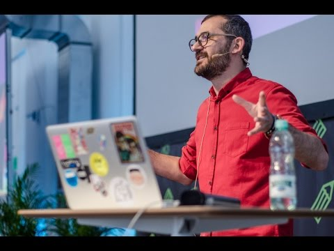 Vasava - Bruno Sellés - Face failure, build a team, raise a design studio and not die trying