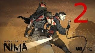 [2] Let's Play - Mark of the Ninja! - Breaching the Perimeter
