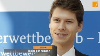 """Interview: Toposens, Hauptpreis """"Gründerwettbewerb - IKT Innovativ"""""""