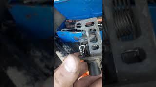 Ремонт печки шевроле блейзер 2.2