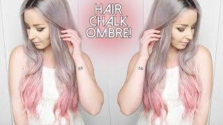 How To: Hair Chalk! | by tashaleelyn