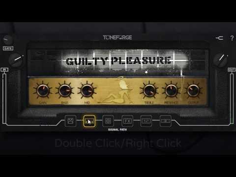 Toneforge Guilty Pleasure Video Manual