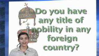 Repeat youtube video Citizenship Interview and Test N400 General Information