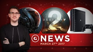 Destiny 2 Is Official, Mass Effect Andromeda Tops Sales Charts - GS Daily News
