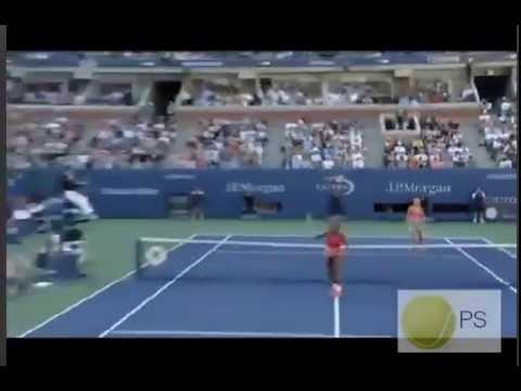 Serena Williams vs Victoria Azarenka Highlights US Open 2013 Final