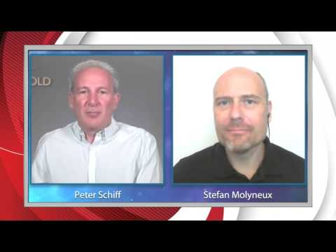 The US Dollar Will Collapse Peter Schiff and Stefan Molyneux Why