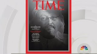 Time names 'guardians' — journalists targeted for their work — as Person of the Year