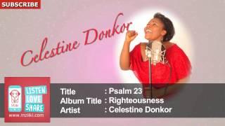 Psalm 23 || Celestine Donkor || Full Audio Song