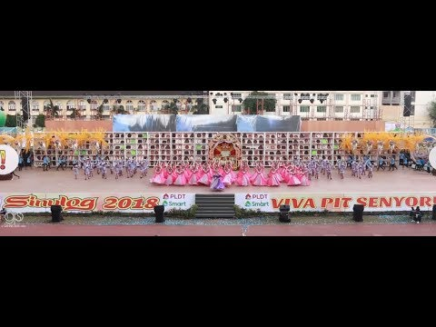 Sinulog 2018 Grand Champion Talisay City