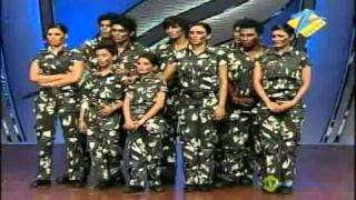 Dance Ke Superstars May 06 '11 - Team Josh