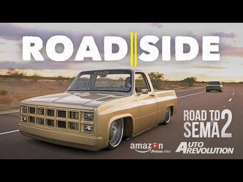Roadside S2 E2 Road to SEMA 2 Trailer