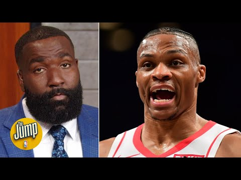 i'm-starting-to-think-the-rockets-are-russell-westbrook's-team---kendrick-perkins-|-the-jump