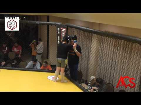 ACSLIVE.TV Presents So Fly Combat League Maverick Klimas Vs Zachery White