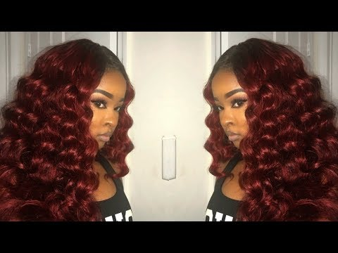 Voluminous Heatless Wand Curls ft. Unice Hair | Pitts Twins
