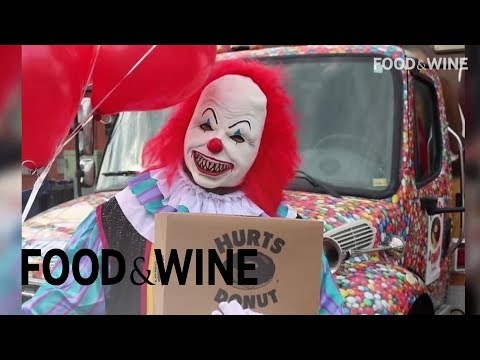 Craig Stevens - You Can Get A Scary Clown To Deliver Doughnuts To Your Friends