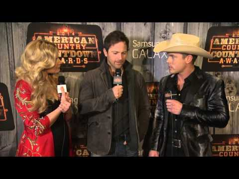 kip-moore-red-carpet-interview---accas-2014