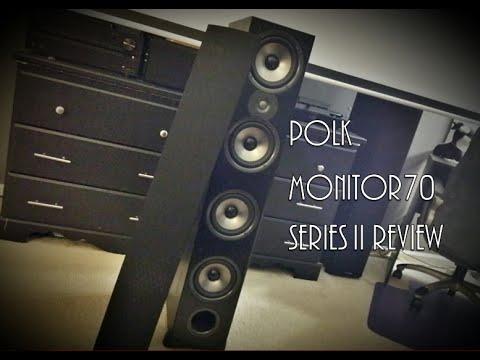 Polk Audio Monitor70 Series II Review