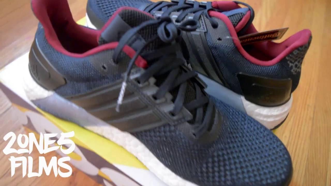 74e782e5b  Adidas ultra boost st on feet Navy - YouTube