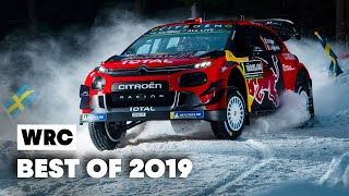 Outtakes, Rally Crashes and Thrilling Victories: The Best of WRC 2019