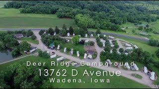 Deer Ridge Campground | 13762 D Avenue Wadena, Iowa | Skogman Realty