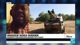 FIGHTING BOKO HARAM - Dele Momodu quotIt has to be a continental and international effortquot