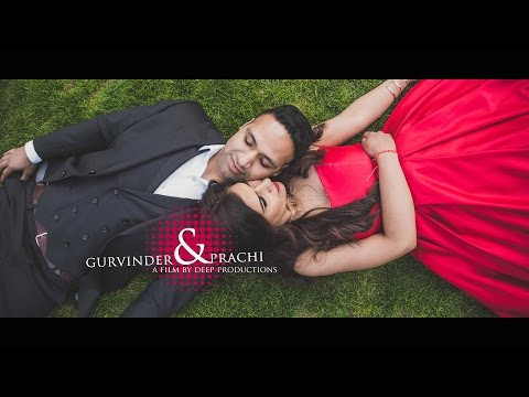 Gurvinder + Prachi - Trailer - Save The Date | Deep Productions - Toronto