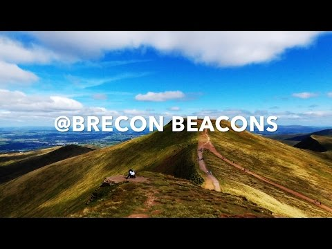 Brecon Beacons National Park and Four Falls walk