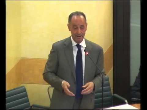 PFAS - Intervento del Consigliere Zorzato durante il Consiglio regionale di martedì 26 aprile