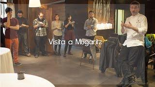 4º De Grado Visita Mugaritz